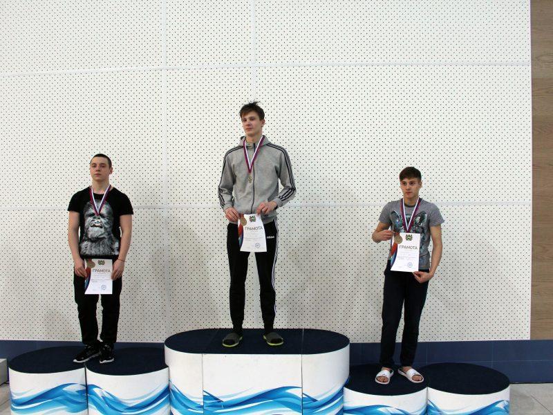 Коротков Данил 3 место
